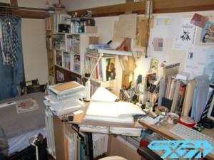 もりた毬太先生の本棚を覗こう