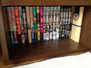奥山ぷく先生の本棚を覗こう