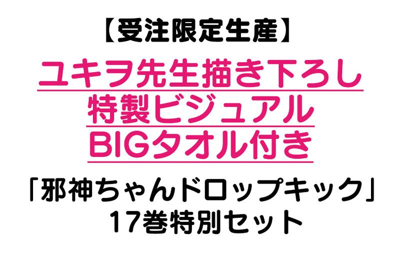 【受注限定生産】ユキヲ先生描き下ろし特製ビジュアルBIGタオル付き